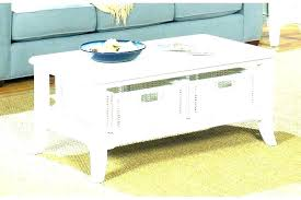 coffee table with storage baskets coffee table with storage baskets baskets for under coffee table table coffee table