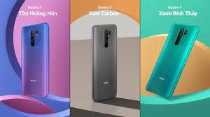 Xiaomi Redmi 9 ra mắt,