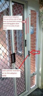 bunnings dog door choice image doors design modern