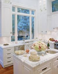 united states daltile limestone with contemporary kitchen countertops shabby chic style and white cabinets eclectic