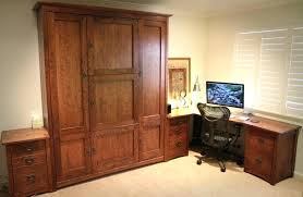 murphy bed office desk. Murphy Bed Office Desk Combo Large Size Of Cabinet