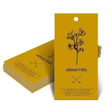 Hang Tag Printing - Gloss, Matte, UV or Uncoated   48HourPrint