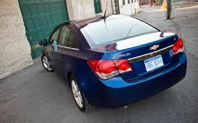 2012 Chevrolet Cruze 2LT - Editors' Notebook - Automobile Magazine