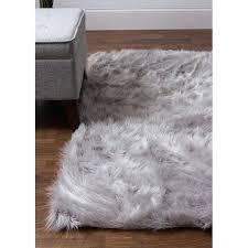 faux sheepskin rug costco lambskin