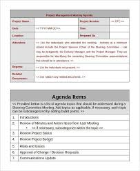 Project Management Templates Project Management Template 10 Free Word Pdf Documents