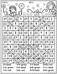 Math Coloring Pages 5th Grade Fun Sheets Division Page Worksheets
