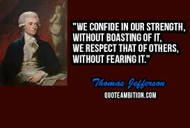 Famous Quotes By Thomas Jefferson Adorable Top 48 Famous Thomas Jefferson Quotes