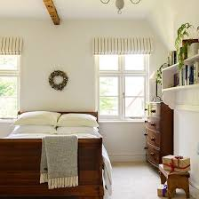 ideal homes furniture. Mahogany Wood And White Bedroom | Decorating Ideal Home Housetohome.co.uk Homes Furniture