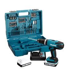 makita cordless drill. makita g-series 18v cordless combi drill with 74 accessories | robert dyas i