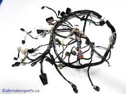 wiring harness main kawasaki brute force 750 alberta motorsports used kawasaki atv brute force 750 oem part 26031 0654 main wiring harness for