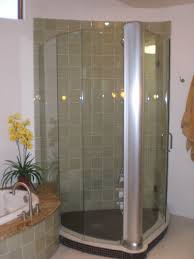 custom shape shower glass european shower door