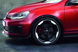 Volkswagen Brings Golf GTI Cabriolet Study as well to Wörthersee ...