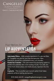 lip augmentation cangello plastic surgery