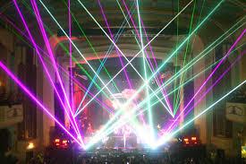 lightwave international korn world tour features lightwave international laser special effects
