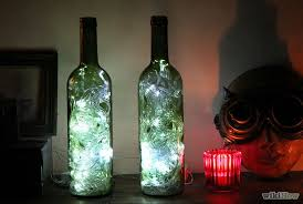 Decorating Empty Wine Bottles 100 DIY Ideas That Turn Old Wine Bottles Into Adorable Crafts 1