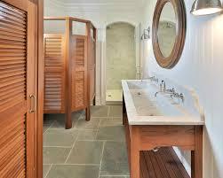 pool bathroom. Pool House Bathroom. Bathroom Ideas. #PoolHouse #Bathroom B