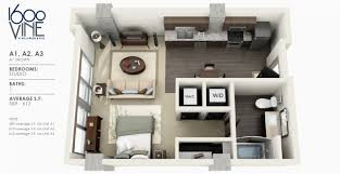 Average 1 Bedroom Apartment Size Style 650 Sq Ft 2bhk Plan Indian House  Plans For Simple