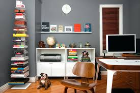 den office design ideas. Amusing Graphic Design Studio Wall Grey Apartment Lovely Office Space Home Den Ideas