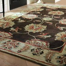 frontgate area rugs easy care rug frontgate indoor outdoor area rugs