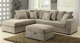 Taupe Living Room Olson Reversible Sectional Set Taupe Living Room Sets Living