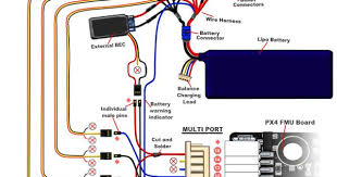 arducopter wiring diagram px4rc arducopter wiring the px4fmu only to your quadcopter px4rc arducopter wiring the px4fmu only to