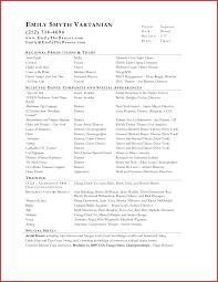 Elegant Artistic Director Resume Excuse Letter