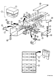 delorean motor company 3 7 4 fuse box relays 3 7 4 fuse box relays