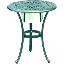 small plastic outdoor table small patio side table side table small patio side table chair side