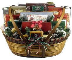 holiday cheese and sausage gift basket l
