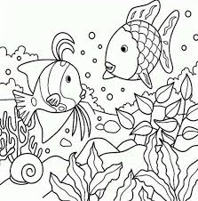 Sea Animal Coloring Pages Printable Free Download Them Or Print