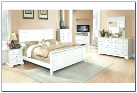 White King Size Bedroom Set Queen Size Bedroom Sets With Mattress ...