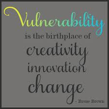 Daring Greatly Quote Mesmerizing Brene Browns Idea Of Vulnerability In The Book Daring Greatly