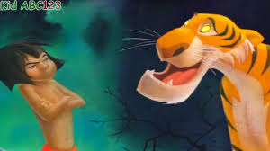 the jungle book official story disney cartoon bedtime storybook apps for kids you