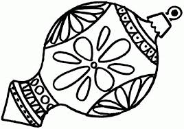 Small Picture Christmas Ornaments Coloring Coloring Coloring Pages