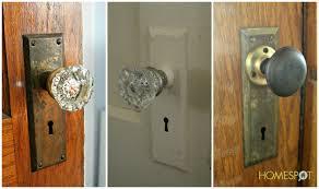 Antique Door Knob With Lock | Door Knobs and Pocket Doors