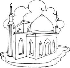 hagia sophia coloring page pages for kids to