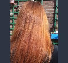 Haar Kleuren Op Natuurlijke Wijze Natuurlijk Rood Haar Bruin Verven