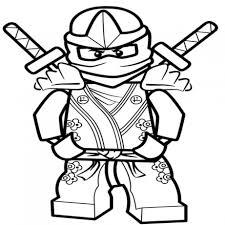 Ninjago Kleurplaat Loyd Kleurplaat Voor Kinderen