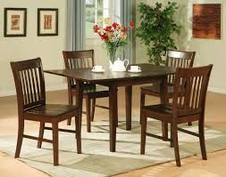 wood kitchen tables and chairs sets table chair for small spaces inspiring wooden view larger