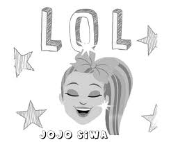Happy Jojo Siwa Coloring Pages Get Coloring Page