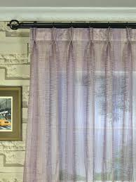pinch pleat sheer curtains. Pleated Sheer Curtains Pinch Pleat Sheers On Traversing Rod