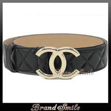 chanel belt. chanel belt chanel a52964 matelasse cc buckle black x gold # 90 brand new h