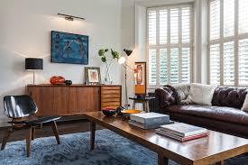 modern blue area rug ideas