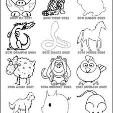 Small Picture Chinese New Year Coloring Pages Year Of The Horse Inc incnet