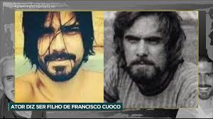 Domingo Espetacular - Ator brasileiro que vive nos EUA acredita que é filho  de um famoso astro da TV