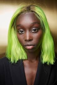 your natural hair color