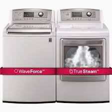 largest top load washer. Delighful Largest LG Ultra Large Top Load Laundry Pair For Largest Washer H