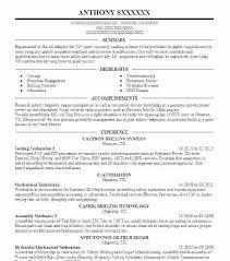 Quality Analyst Cv Quality Control Technician Cv Sample Assurance Pic Template 1 Yomm