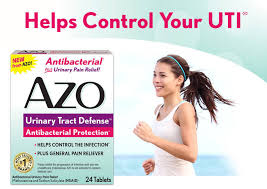 side effects of azo urinary pain relief
