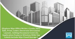 Wps Writer Organization Chart Wps Office 2016 Writer E Book Explore Wps Office Writer